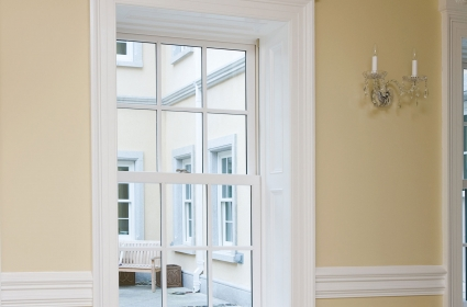 Georgian Style Sliding Sash Window