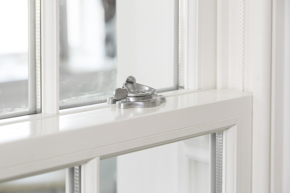 Sash Window Hardware Lock