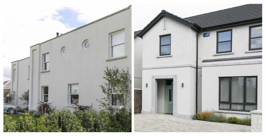 Comparison Between Timber Sash and Plastic Windows
